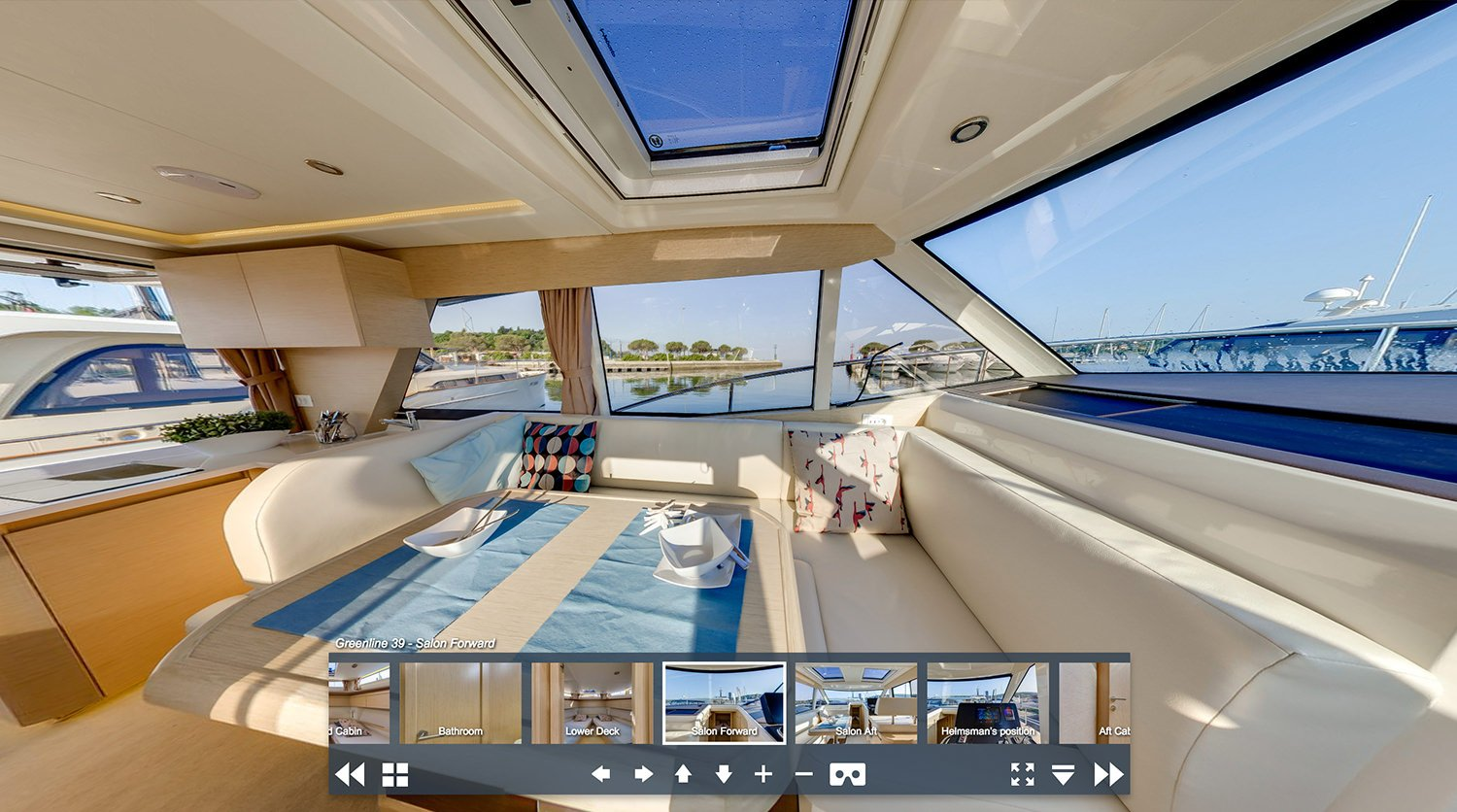 virtual tour greenline 65