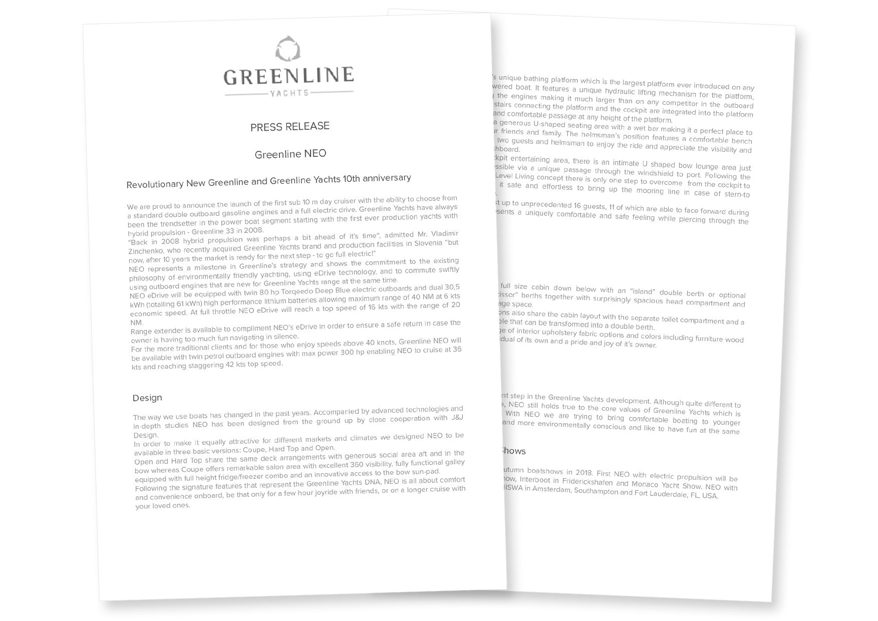 Greenline NEO